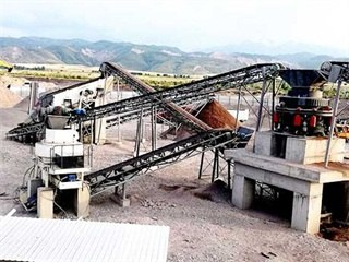 Rock Mining Crushing Equipment Rock Mining