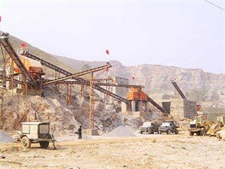 Mining And Mineral Process Of Gold