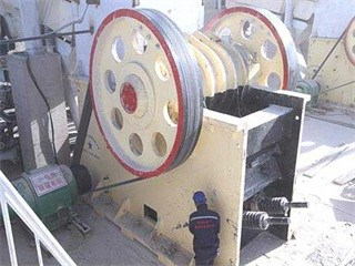 Sbm C Jaw Crusher Lubrication