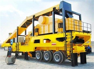 Mobile Crusher For Sale Bahrain Customer Case