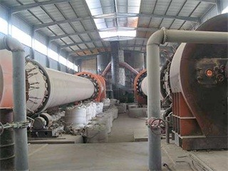 Sponge Iron Rotary Kiln Price In Gambia